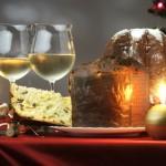 Wein, Lebkuchen zu Weihnachten